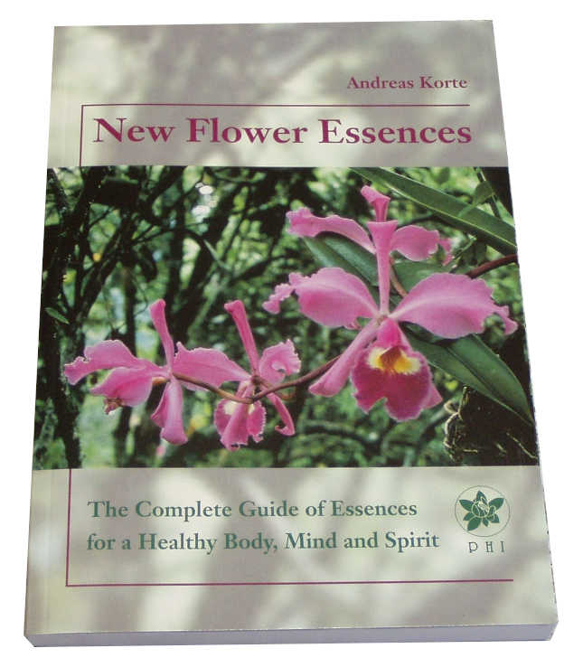 Book of Flower Essences